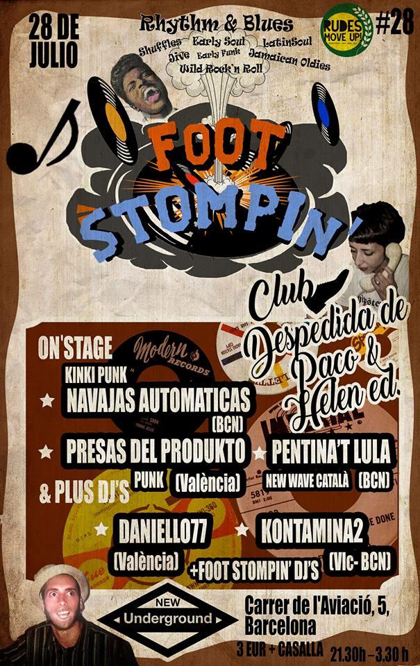 footstompin